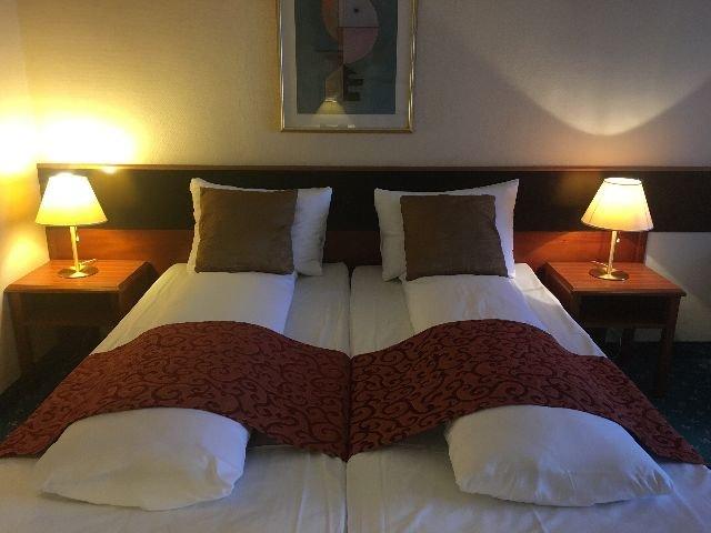 Noorwegen - Gala - Wadahl Hoghfjells Hotel - voorbeeldkamer