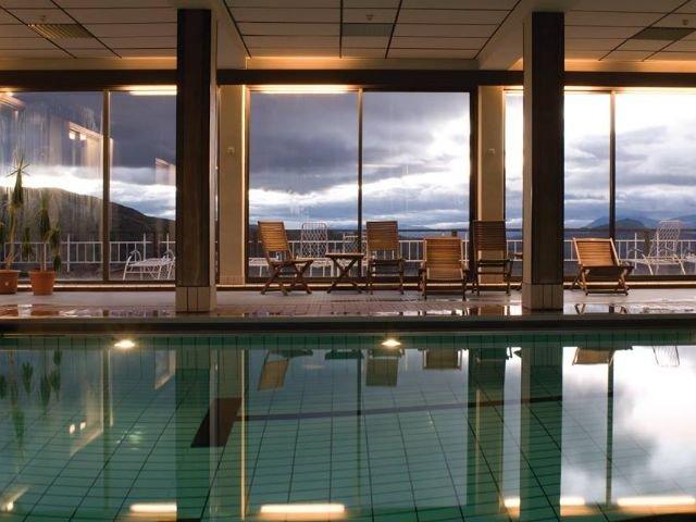 Noorwegen - Gala - Wadahl Hoghfjells Hotel  - zwembad