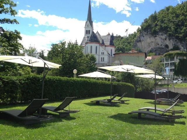 Bled - Hotel Jelovica *** - tuin