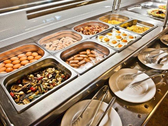 Bled - Hotel Jelovica *** - ontbijt