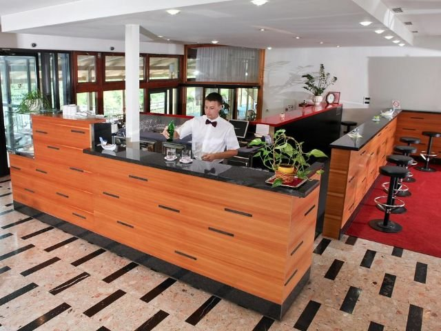 Bled - Hotel Jelovica *** - bar