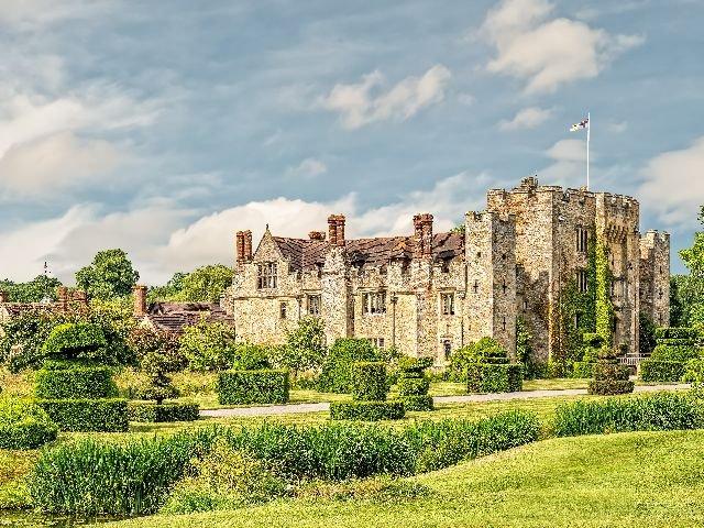 Groot-Brittannië - Hever Castle & Gardens