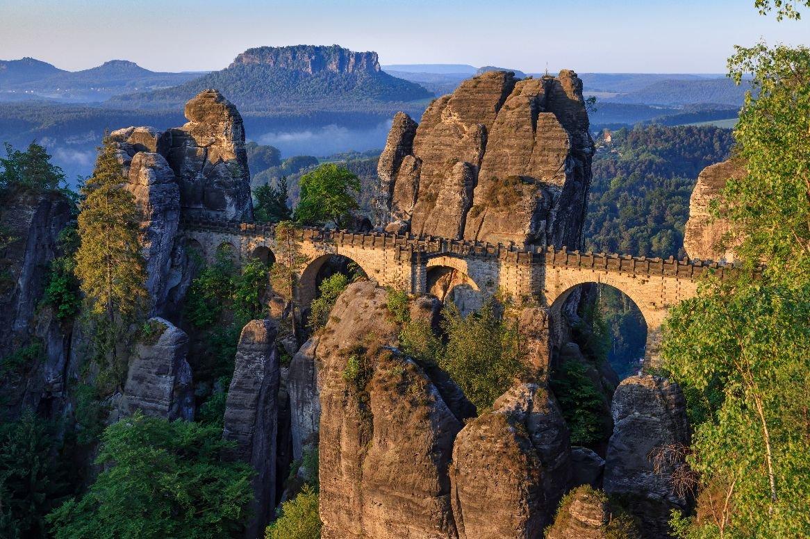 Busreis Saksen, de Sächsische Schweiz en Praag