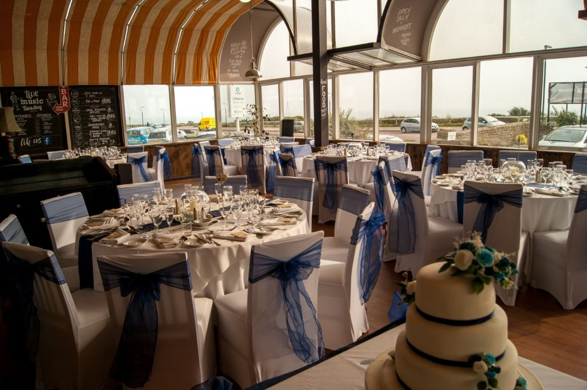 Engeland - Bournemouth - Suncliff Hotel - restaurant