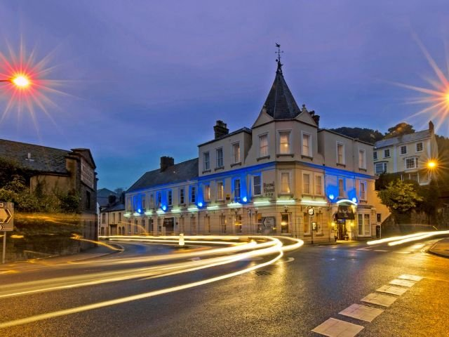 Bideford - The Royal Hotel -  Exterieur