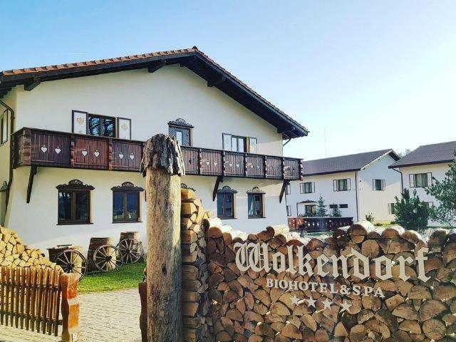 Vulcan - Biohotel Wolkendorf **** - hotel aanzicht