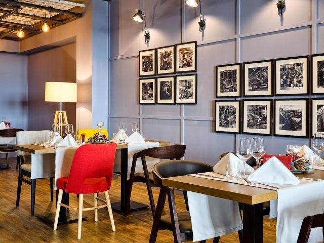 Arad - Ibis Styles Arad *** - restaurant