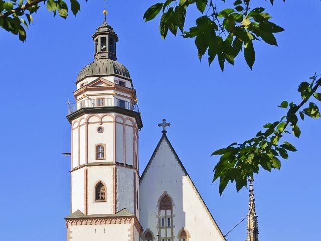 Duitsland - Leipzig - Thomaskirche