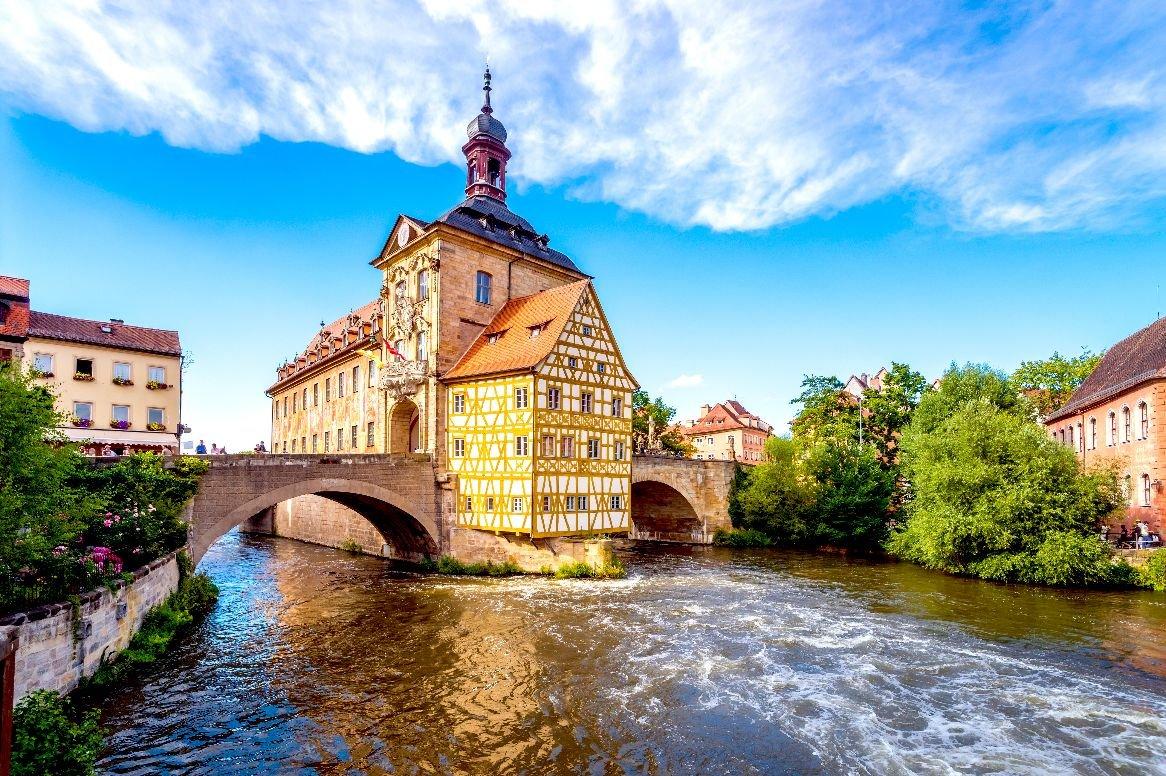 Busreis Historische steden en natuur in de Fränkische Schweiz