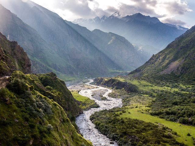 Kaukasus gebergte