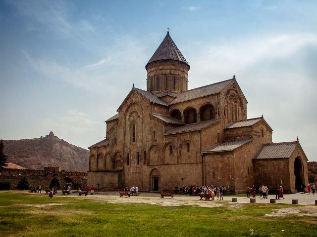 Svetitskhoveli kerk