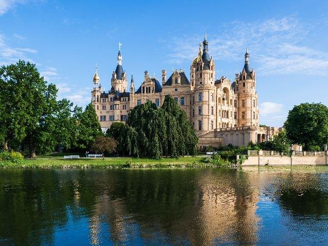 Duitsland - Slot Schwerin
