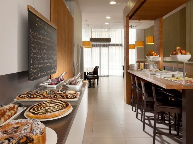 Olomouc - Comfort Hotel Olomouc *** - restaurant
