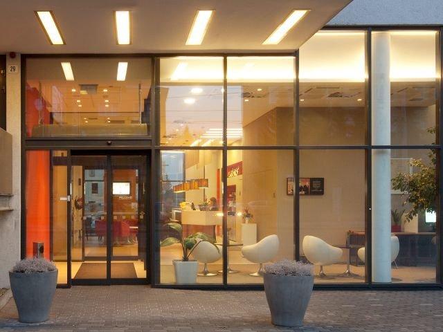Olomouc - Comfort Hotel Olomouc *** - hotel aanzicht