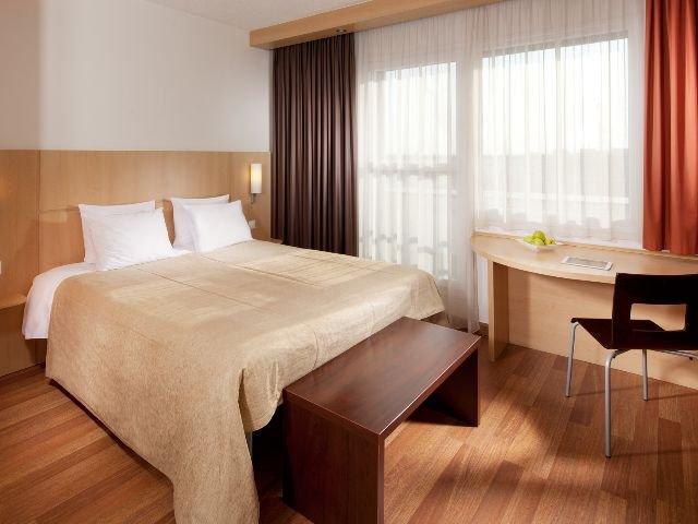 Olomouc - Comfort Hotel Olomouc *** - voorbeeldkamer