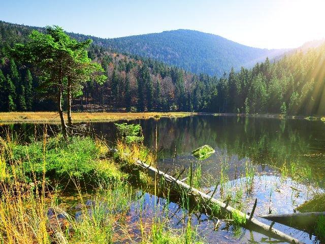 Duitsland - Kleine Arbersee