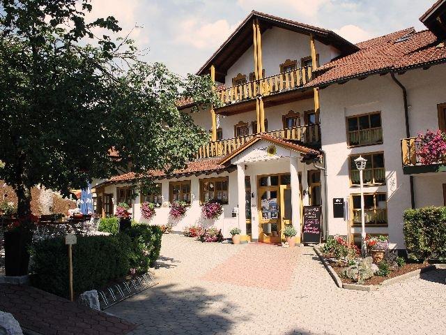 Bodenmais - Hotel Rothbacher Hof *** - aanzicht