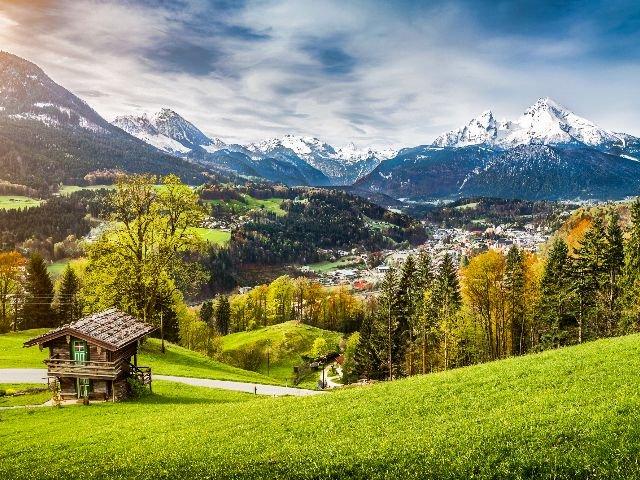 Duitsland - Bayerische Wald