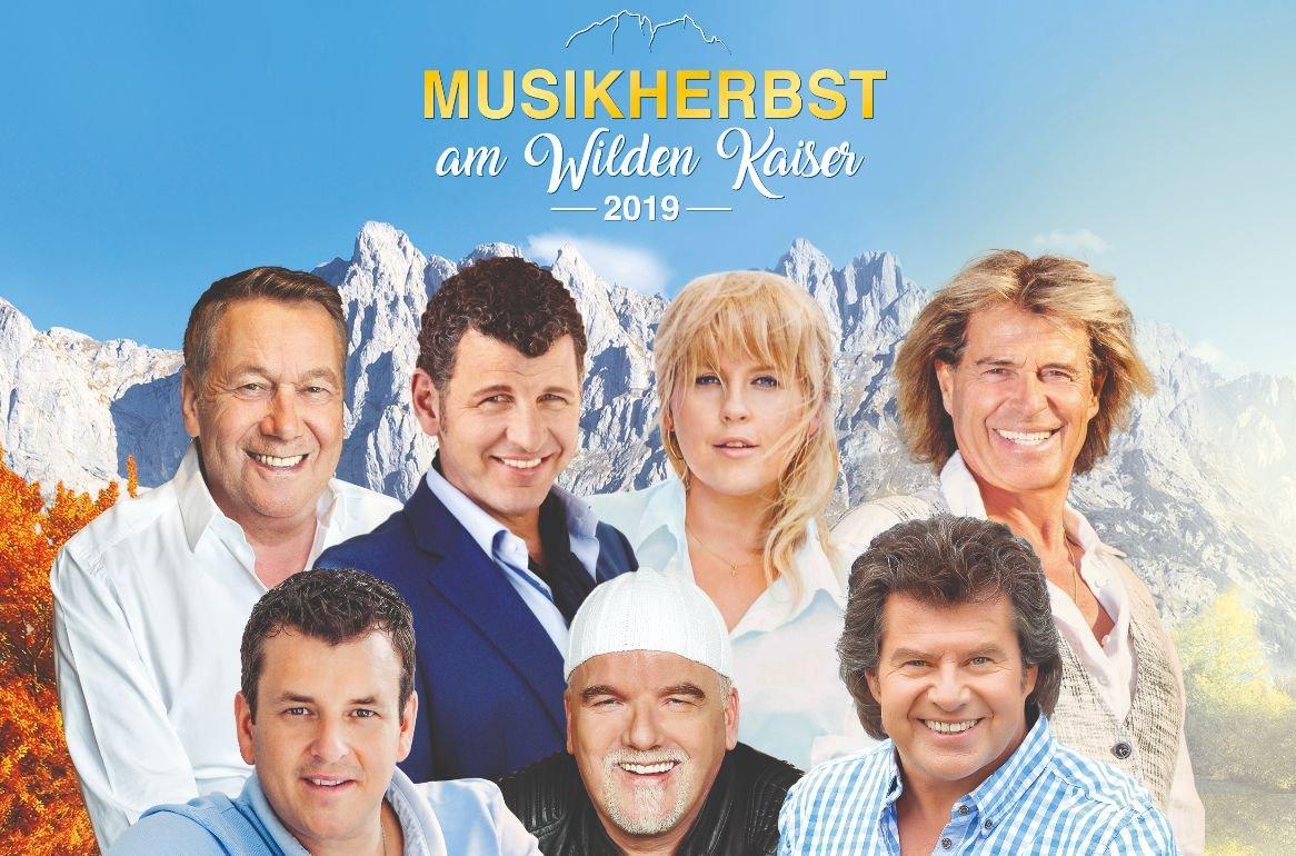 Busreis Musikherbst&Almabtrieb am Wilden Kaiser