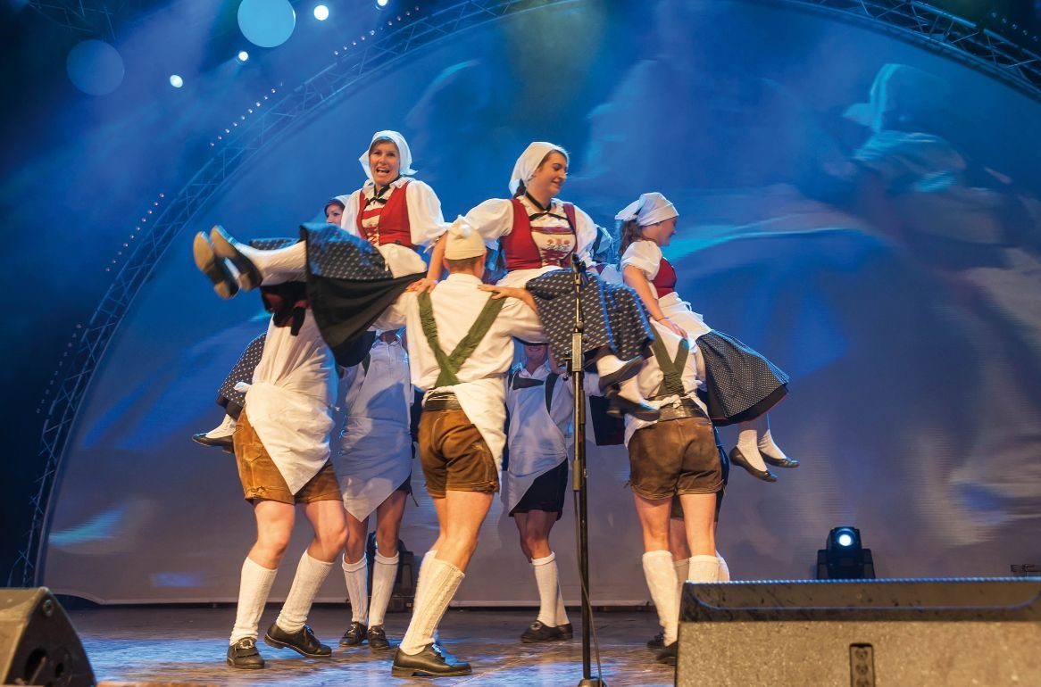Dansgroep Musikherbst