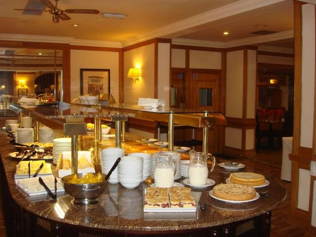 Engeland - Carrington House Hotel - ontbijt