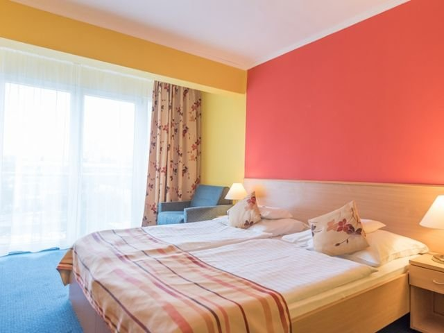 Siófok - Hotel Sungarden **** - voorbeeldkamer