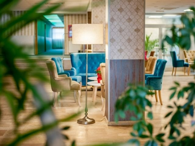 Siófok - Hotel Sungarden **** - Siófok - Hotel Sungarden **** - lounge
