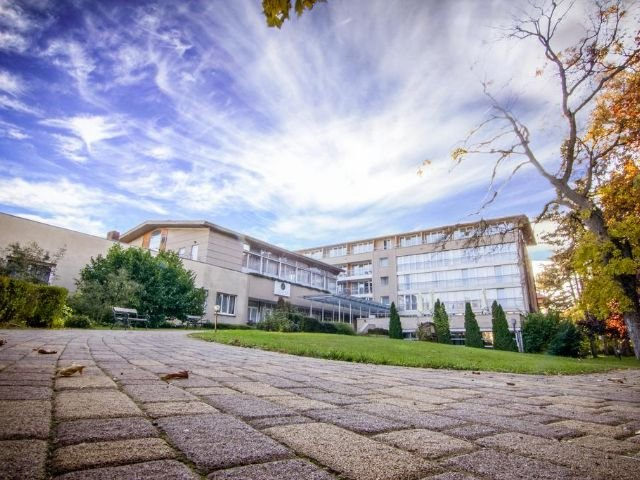 Siófok - Hotel Sungarden **** - hotelaanzicht