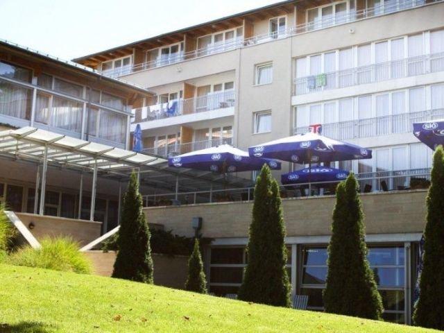 Siófok - Hotel Sungarden **** - terras