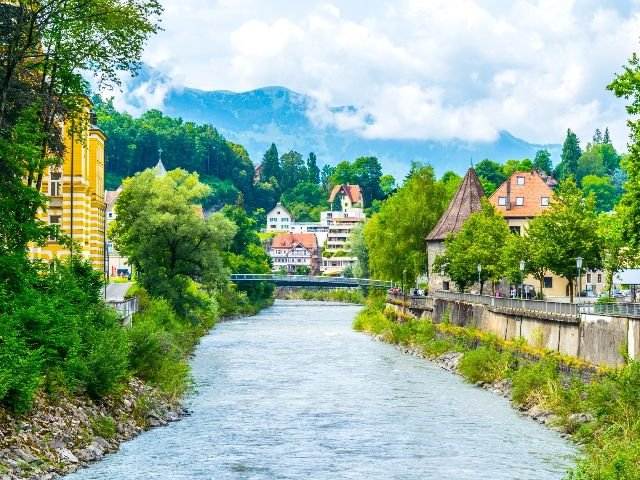 Oostenrijk - Feldkirch