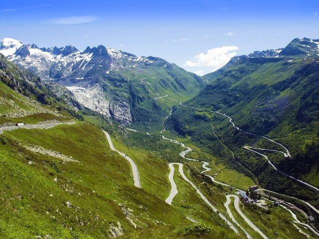 Alpenrijk Vorarlberg - Flüelapas