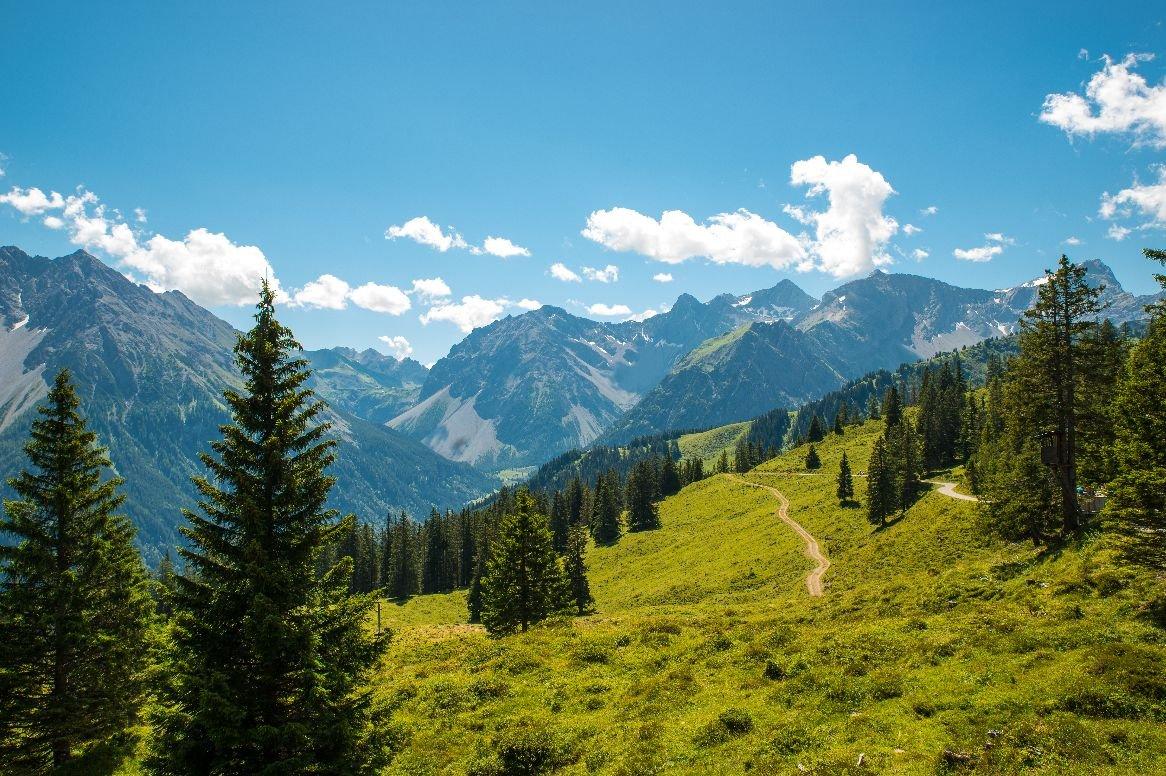 Busreis Alpenrijk Vorarlberg