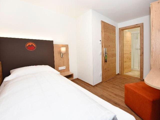 St. Gallenkirch - Hotel Alpenfeuer Montafon ***+ - 1-persoonskamer