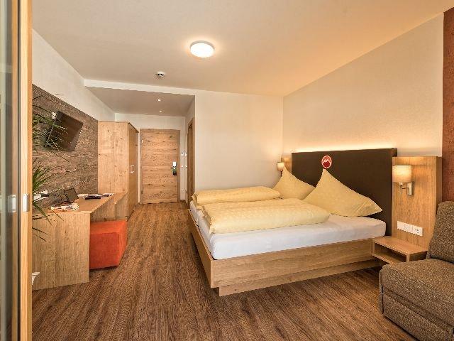 St. Gallenkirch - Hotel Alpenfeuer Montafon ***+ - 2-persoonskamer Komfort