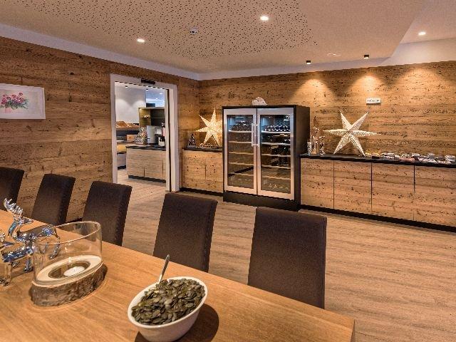 St. Gallenkirch - Hotel Alpenfeuer Montafon ***+ - restaurant