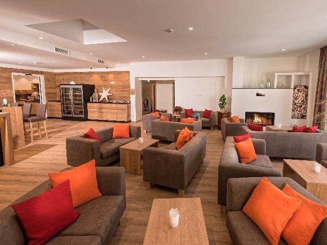 St. Gallenkirch - Hotel Alpenfeuer Montafon ***+ - lounge