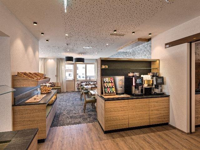 St. Gallenkirch - Hotel Alpenfeuer Montafon ***+ - ontbijt