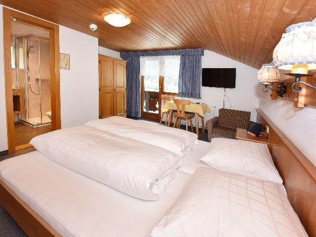 St. Gallenkirch - Hotel Alpenfeuer Montafon ***+ - 2-persoonskamer standaard