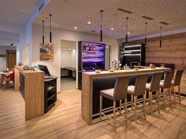 St. Gallenkirch - Hotel Alpenfeuer Montafon ***+ - bar