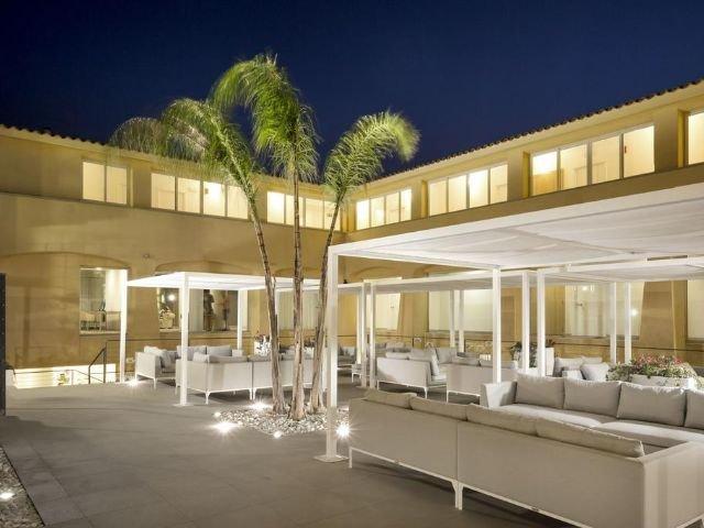San Teodoro - Hotel San Teodoro **** - lounge terras