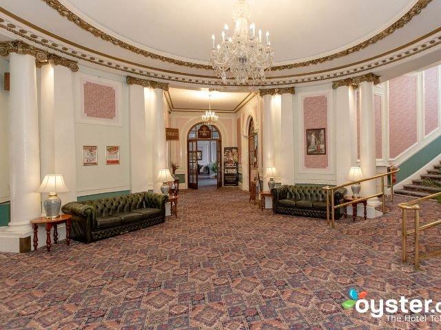Wales - Llandudno - The Grand Hotel - Hal