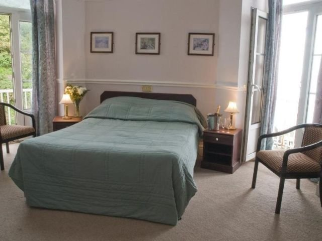 Wales - Llandudno - The Grand Hotel - Voorbeeld kamer