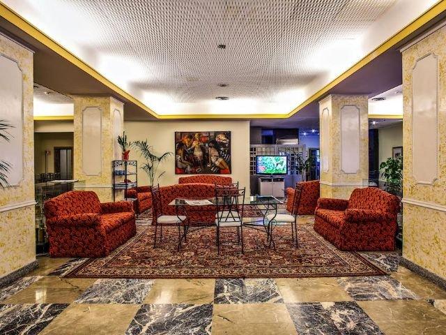 Sassari - Hotel Grazia Deledda **** - lounge