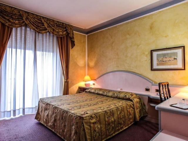 Sassari - Hotel Grazia Deledda **** - voorbeeldkamer
