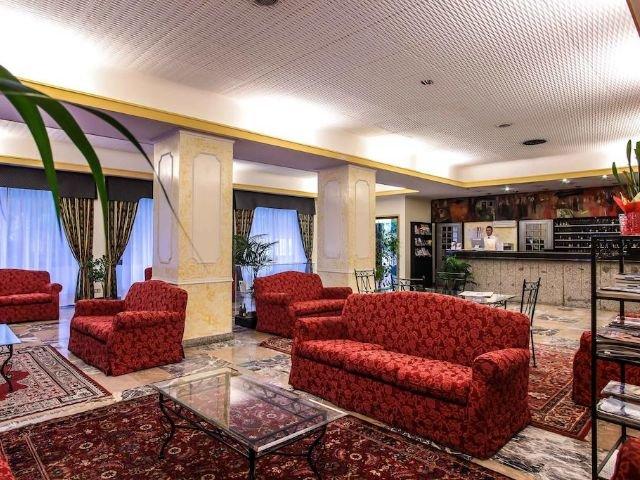 Sassari - Hotel Grazia Deledda **** - bar lounge