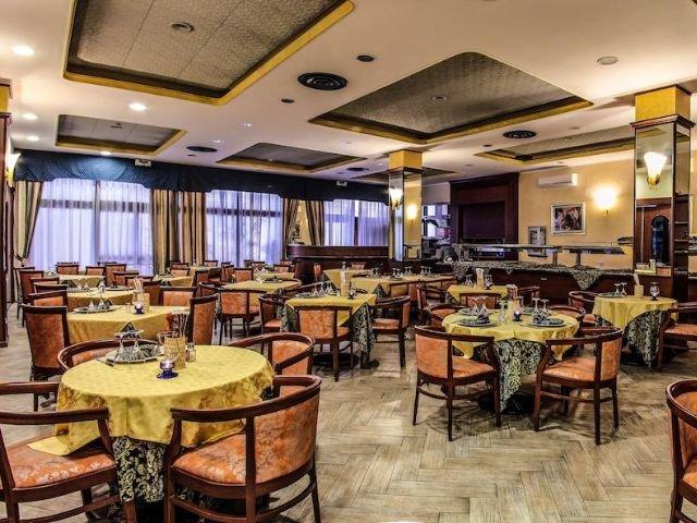 Sassari - Hotel Grazia Deledda **** - restaurant