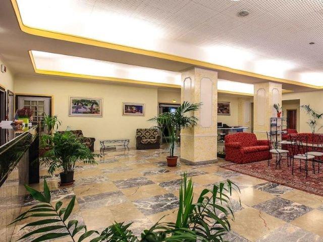 Sassari - Hotel Grazia Deledda **** - receptie