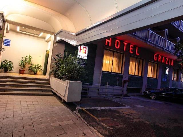 Sassari - Hotel Grazia Deledda **** - entree