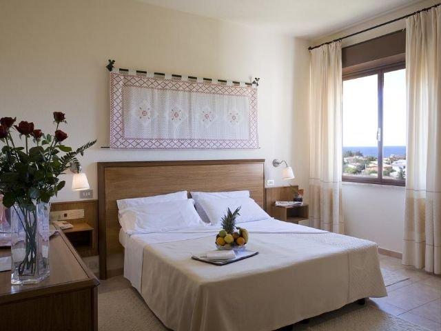 Cagliari-Quartu Sant'Elena - Hotel Califfo **** - voorbeeldkamer