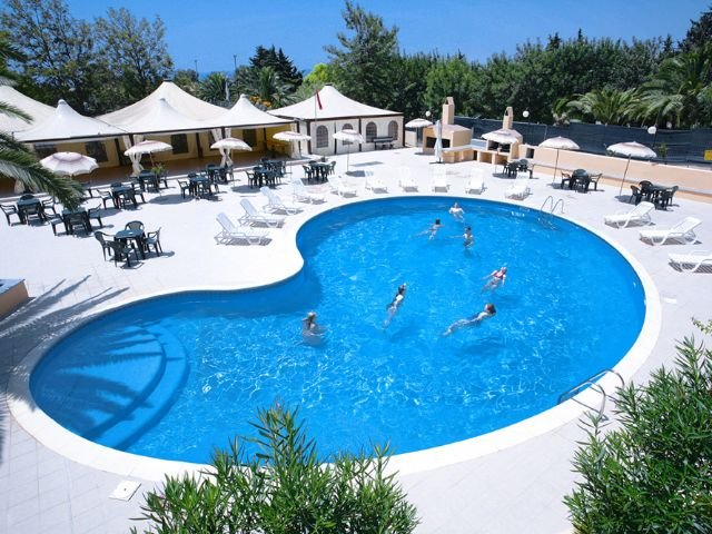 Cagliari-Quartu Sant'Elena - Hotel Califfo **** - zwembad